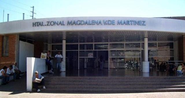 SITUACIÓN CONFLICTIVA EN EL HOSPITAL MAGDALENA V DE MARTÍNEZ DE LA PCIA DE BUENOS AIRES