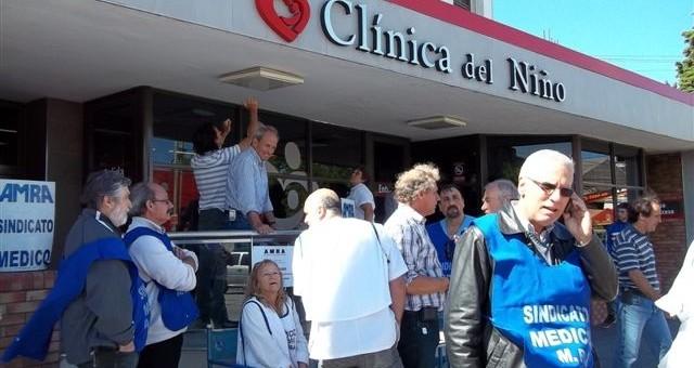 ELECCIONES EN LA CLÍNICA DEL NIÑO DE QUILMES