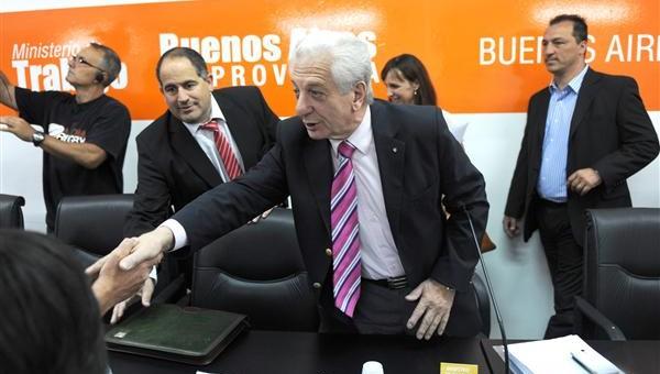 INFORME SOBRE LA REUNIÓN PARITARIA EN EL ESTADO PROVINCIAL DE BUENOS AIRES
