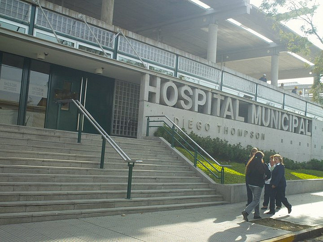 Hospital Diego Thompson