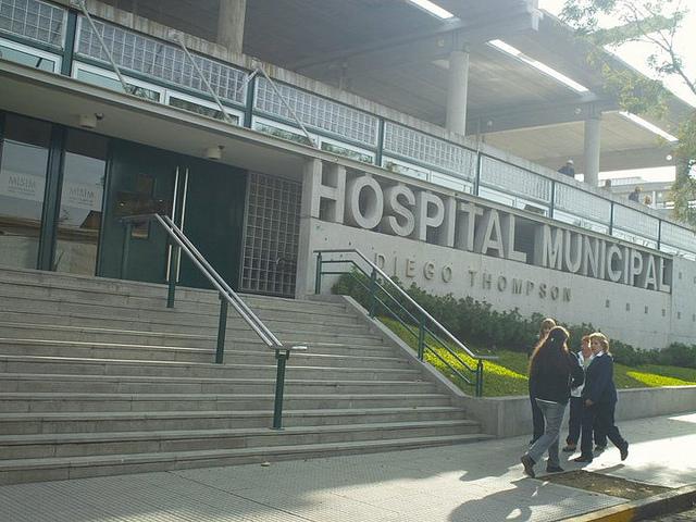 Hospital Diego Thompson