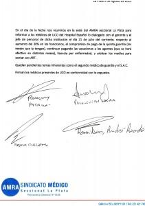 Acta La Plata