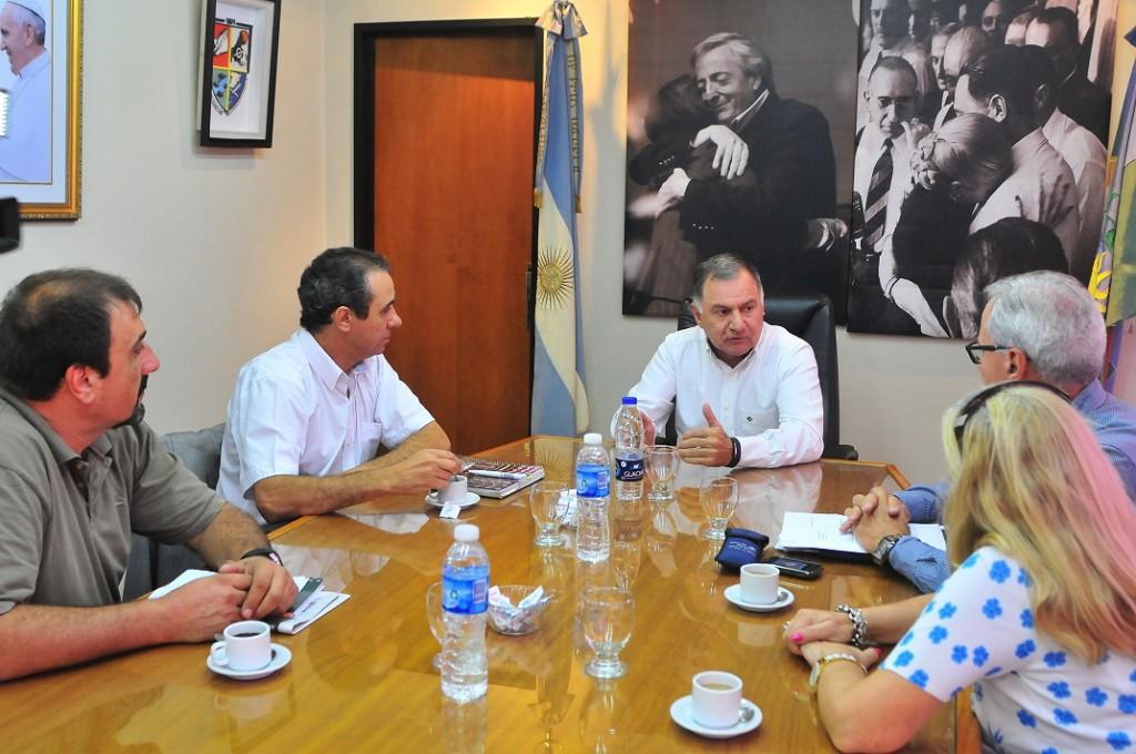 Reunión F. Varela