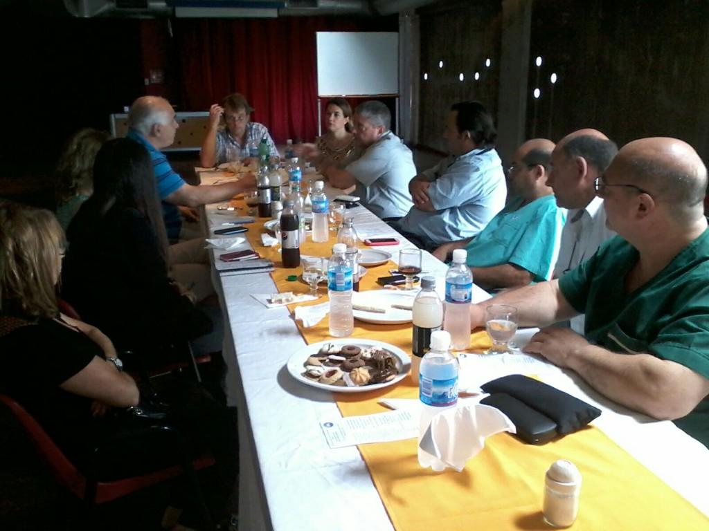 Reunión-Comisión-Conurbano-Norte