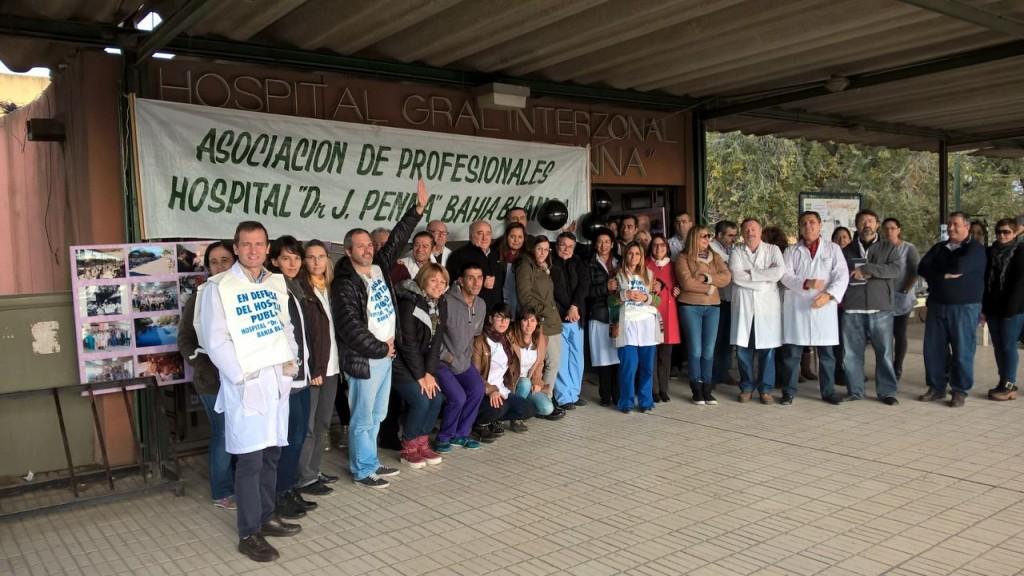 AMRA-Bahía-Blanca-Hospital-Penna-Reclamo-2