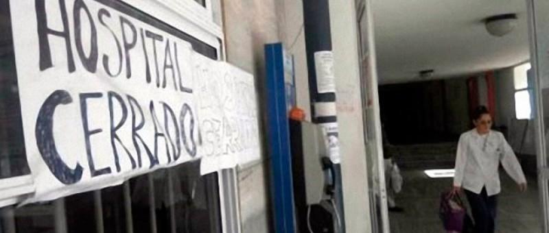 AMRA SE REUNIÓ CON AUTORIDADES DEL MINISTERIO DE SALUD POR LA GRAVE SITUACIÓN DEL HOSPITAL DE MORENO