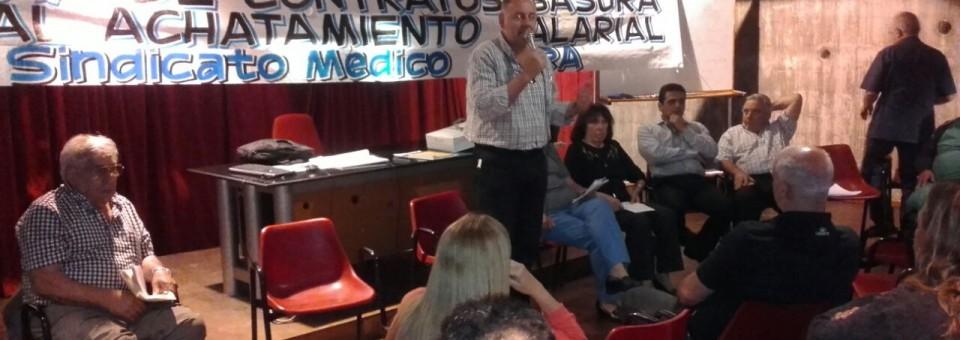 DEFINITORIA ASAMBLEA DE LOS MÉDICOS DE CABECERA DE PAMI: MAÑANA NOS MOVILIZAMOS