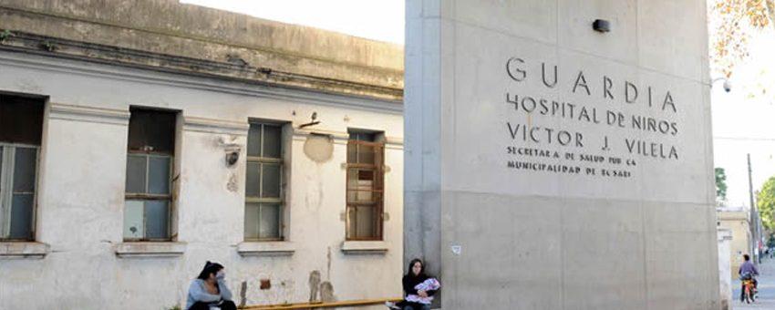 ROSARIO: MEDIDAS DE FUERZA EN FAVOR DE LOS MÉDICOS