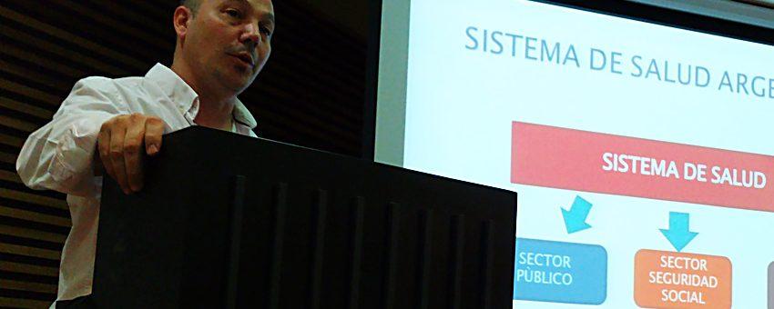 """DR. COSTA: """"DEBEMOS COMBATIR ESTE MODELO DE INEQUIDAD EN EL SISTEMA DE SALUD"""""""