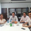 REUNIÓN ENTRE AMRA Y EL MINISTRO DE SALUD BONAERENSE