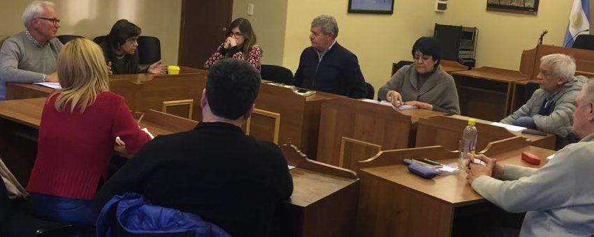 CONFLICTO DE VILLA GESELL: AMRA SE REUNIÓ CON LOS CONCEJALES EN EL CONCEJO DELIBERANTE