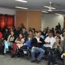 MORENO: AMRA PRESENTE EN LA BIENVENIDA A LOS NUEVOS RESIDENTES