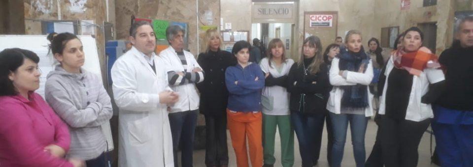 """""""HOSPITAL PELIGROSO"""", INTOXICACIÓN CON MONÓXIDO DE CARBONO EN EL HIGA EVA PERÓN DE SAN MARTÍN"""