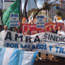 AMRA PRESENTE EN LA MANIFESTACIÓN DE HOY EN PLAZA DE MAYO