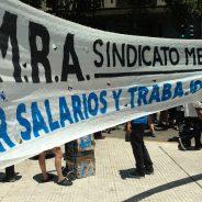 DESDE AMRA SOLICITAMOS CON CARÁCTER DE URGENCIA LA APERTURA DE PARITARIAS Y 12 PUNTOS MÁS
