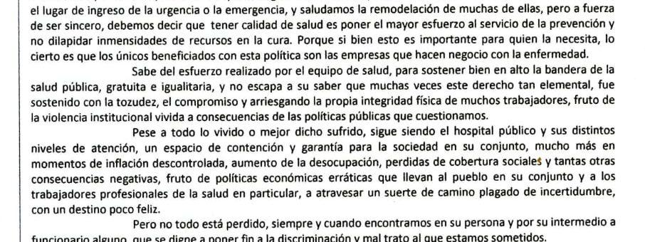 APERTURA DE PARITARIAS EN LA PROVINCIA DE BUENOS AIRES